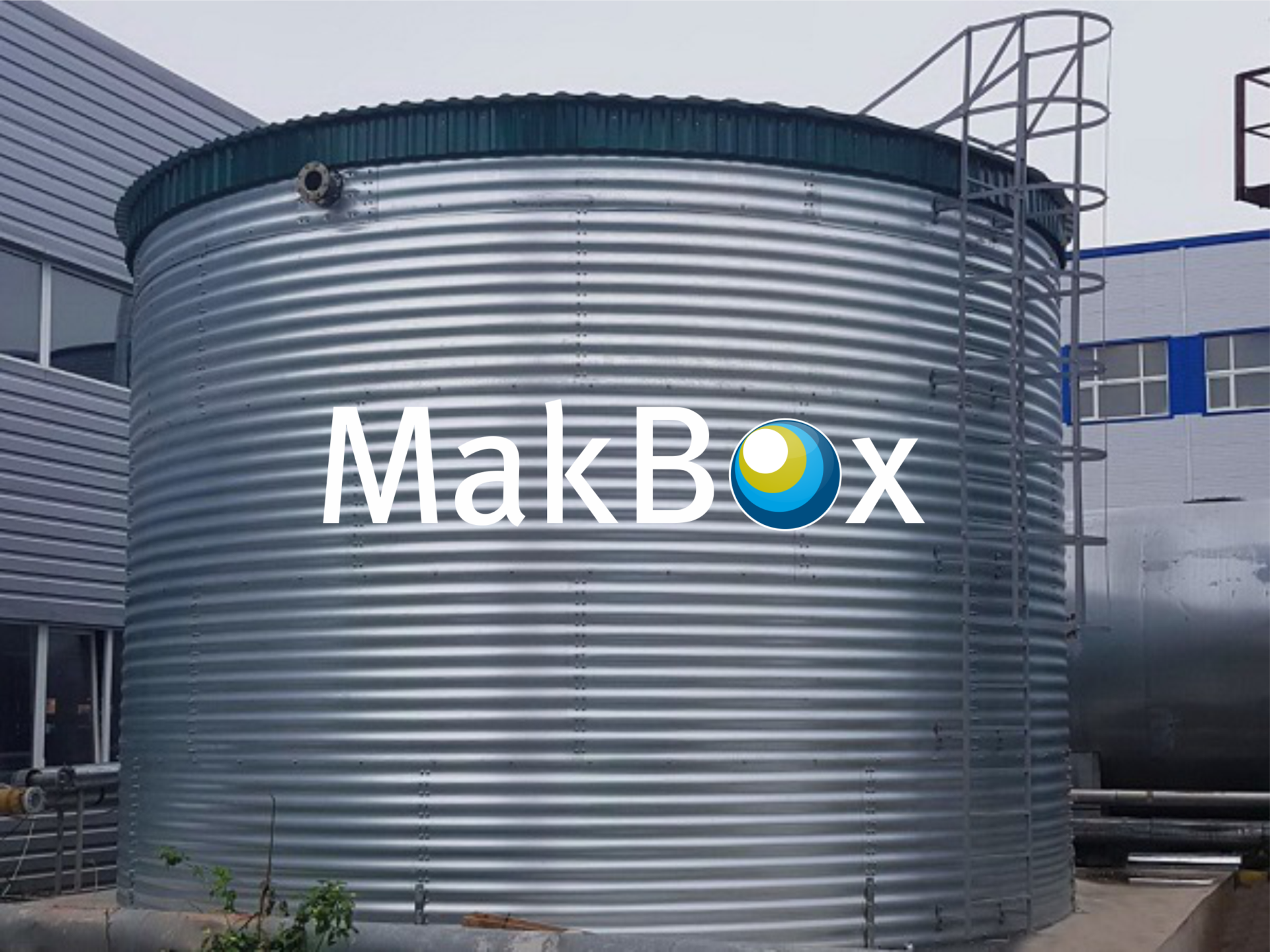 заказать резервуары для хранения питьевой и технической воды