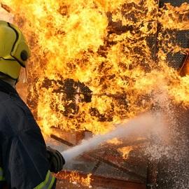 Пожежні резервуари
