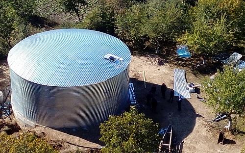 Резервуар для питної води, Хмельницька область