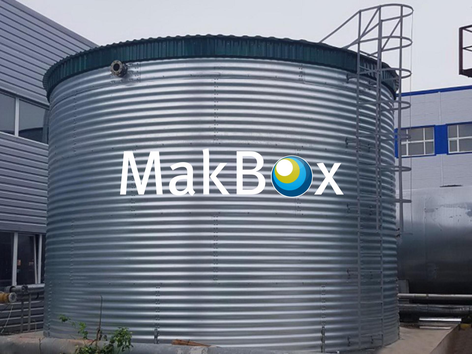 замовити резервуари для зберігання питної і технічної води
