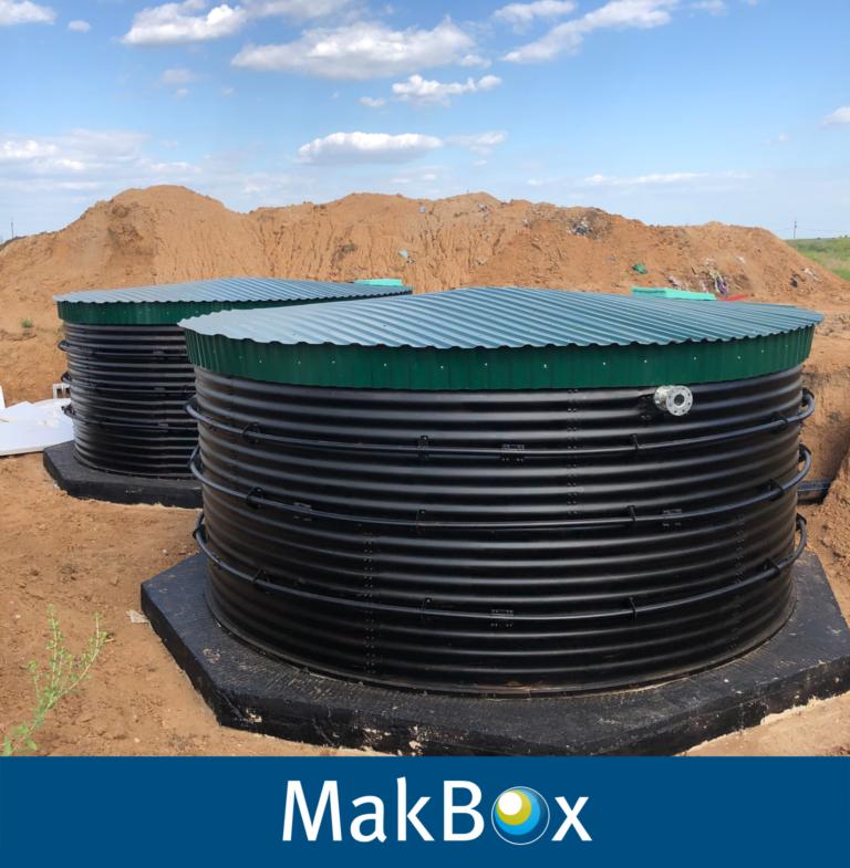 Buy fire water storage tanks